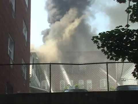 Passaic,nj Fire Department 5th Alarm