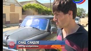 Ретро-автомобили представительского класса – главное увлечение мастера-самоучки Саида Саидова