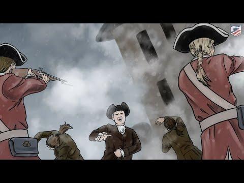 Boston Massacre: Animated Graphic Novel