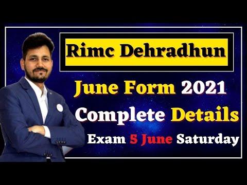 Apply RIMC Dehradun June Form 2021 Online ? | Complete Details | Call Now : 7419999228