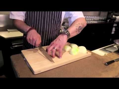 Shun Classic Chef's Knife Demonstration with Chris Consentino
