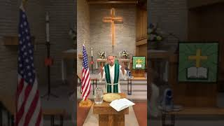 Traditional Worship (PART ONE) - Fifth Sunday after Pentecost - July 5, 2020