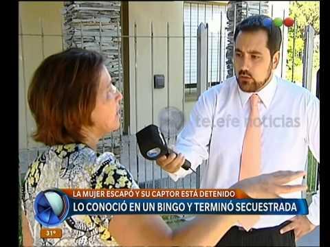 Secuestrada, drogada y violada: relato en primera persona -Telefe Noticias