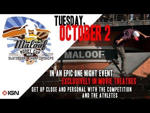 Maloof Money Cup World Skateboarding Championship