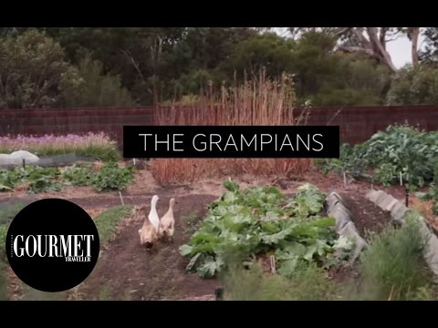 Gourmet Traveller's guide to the Grampians
