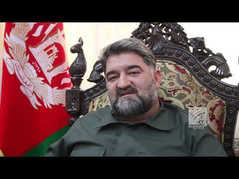 Sayed Noorullah Jalili is interviewed by Pajhwok