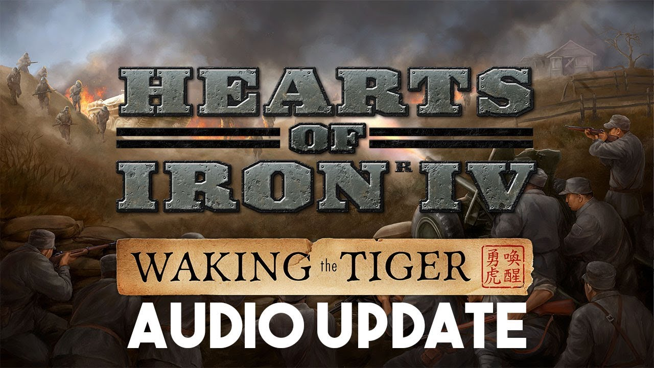 HOI4 Dev Diary - Sound, Music and Art for Tiger   Paradox