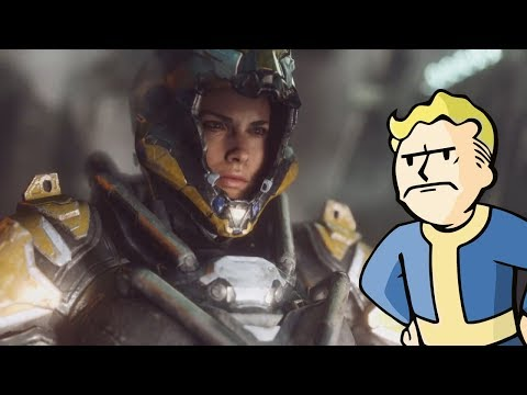 And Now Anthem's Lead Animator Has Left BioWare - This Is Not Normal