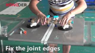 bonding seamless quartz stone adhesive,seamless joint glue