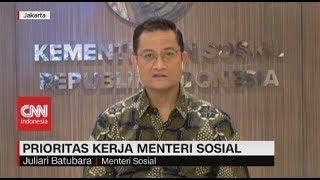 Prioritas Kerja Menteri Sosial Dalam Kabinet Indonesia Maju