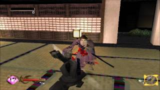 Tenchu Stealth Assassins - Gameplay - Mission 1