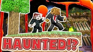 THE SCARIEST HAUNTED HOTEL IN MINECRAFT - HORROR MAP