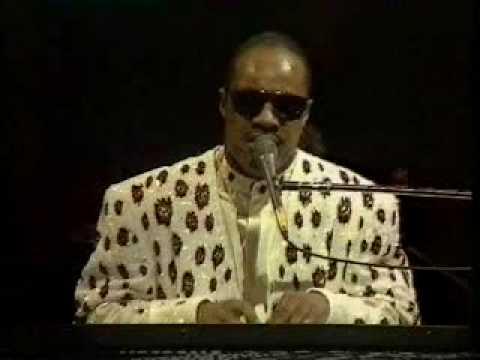 Stevie Wonder - Higher Ground- LIVE London Part 5