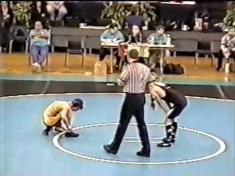 Merritt Island High Schoool Mustangs Wrestling Season 1999/2000