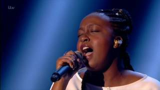 SARAH IKUMU Sings Purple Rain Semi Final Britains got Talent 2017 HDTV [YOLO] [SkippyTv]