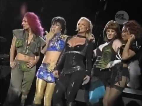 Britney Spears - Boys (live RIR Lisboa 2004)