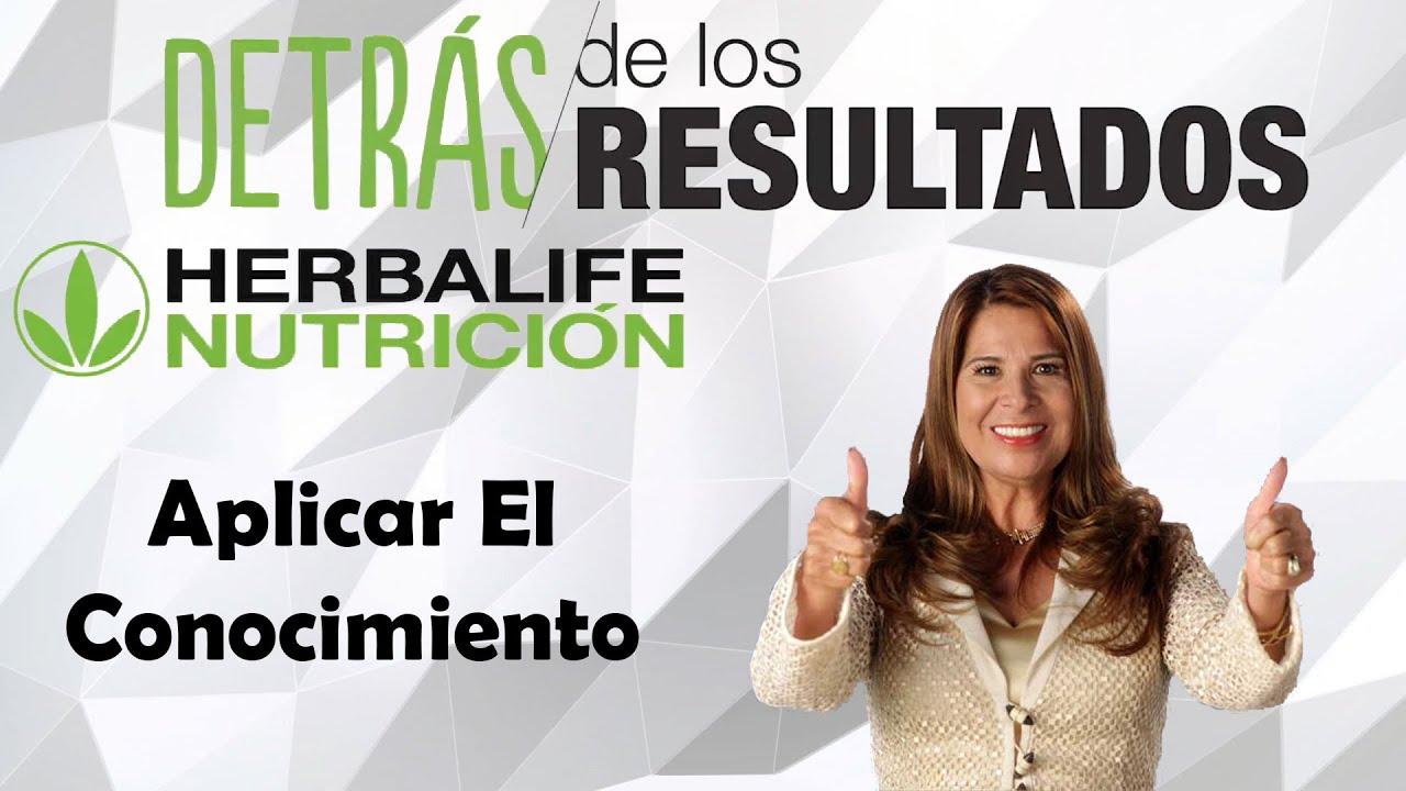 El Verdadero Reto es Aplicar el Conocimiento // Raquel Cortes // Herbalife