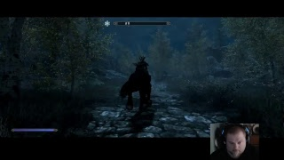 Hellcat5 Gaming Live Stream - Skyrim SE Survival Mode - Werewolf Silent Play
