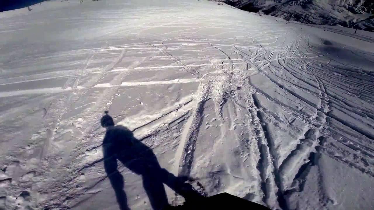 Snowboarding - la thuile, italy 2016