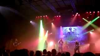 Draconian - The Death of Hours, Live @ MFVF XII