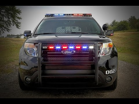 The New Face Of Fear Ford Explorer Police Interceptor Utility