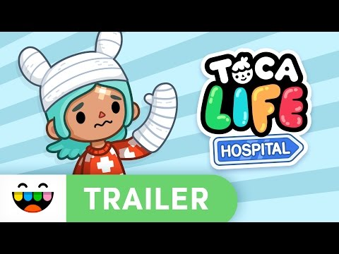 On Call 24/7 In Toca Life: Hospital | Trailer