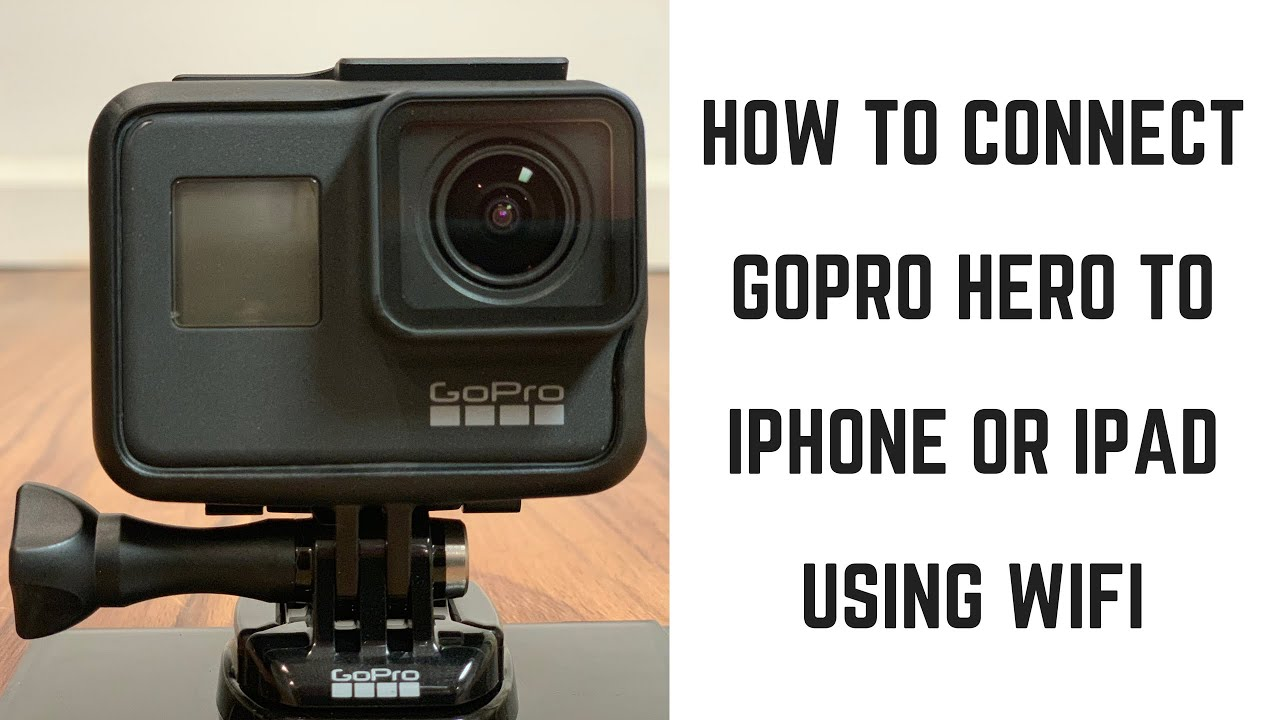 video gopro su ipad