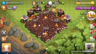 Attack full hog (Permainan Clash of Clans FHX)