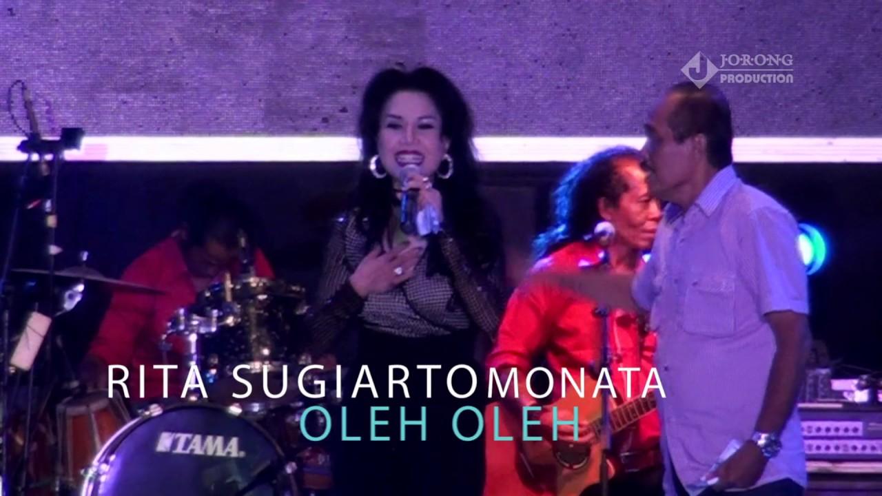 OLEH OLEH RITA SUGIARTO UNTUK RANTAU MONATA LIVE - YouTube