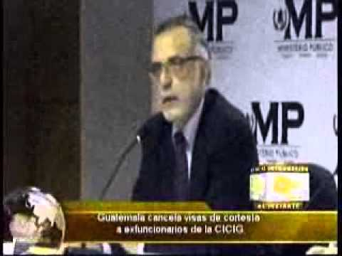 Guatemala cancela visas de cortesia VC 1220 071215