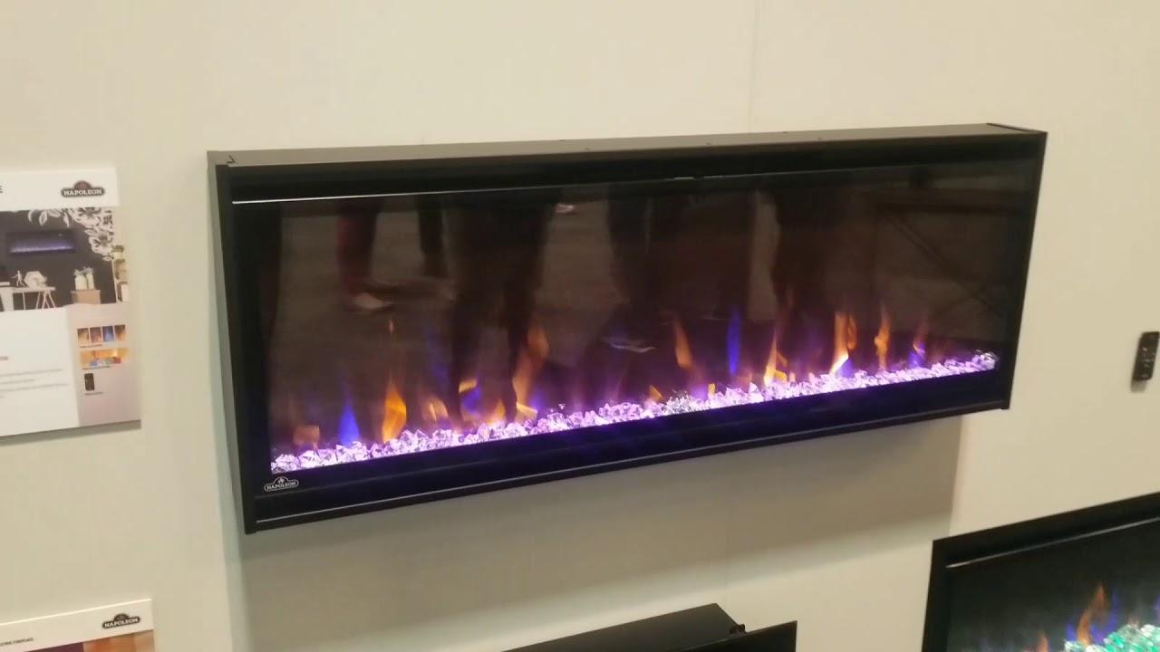 Napoleon Alluravision Series Electric Fireplaces