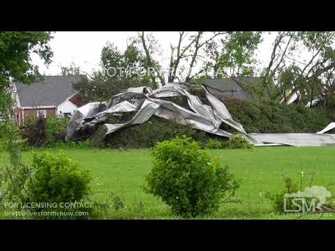 07-19-2018 Marshalltown, Iowa  - Tornado Damage