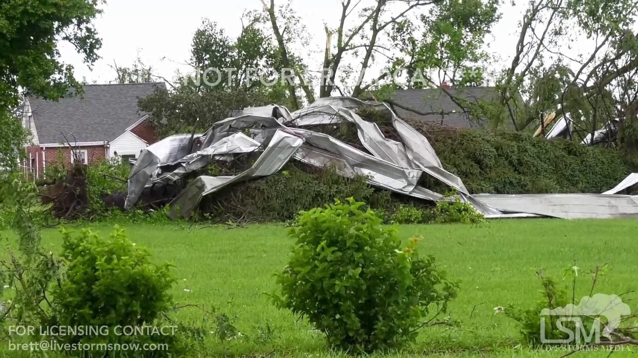 Marshalltown Iowa Tornado Damage