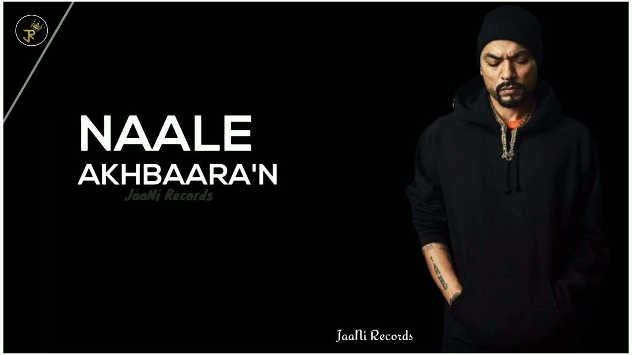 Eddan Ni | Bohemia | Whatsapp Status Lyrics Video | Punjabi RapSong Status | (Re-uploaded)