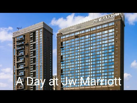 A Visit To Jw Marriott Kolkata    Lunch And Dinner Buffet At Jw Marriott    Room View Of Jw Marriott