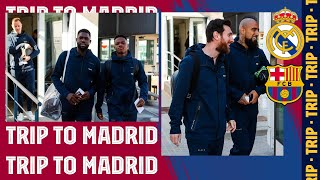 🛫 Trip to Madrid for #ElClásico