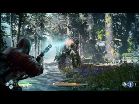 God of War - How to defeat the Forest Ancient (Guide)