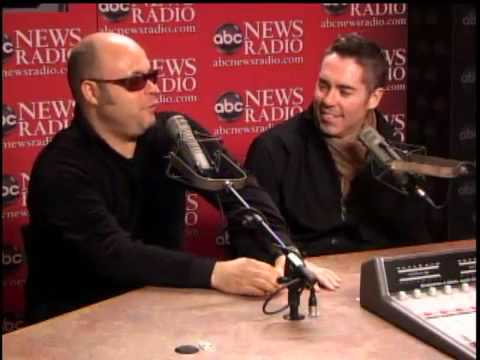 """ABC News Radio's Andrea Dresdale sat down for a chat with the members of the band """"Barenaked Ladies"""""""