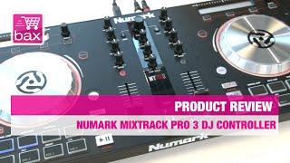 Review: Numark Mixtrack Pro 3 DJ controller