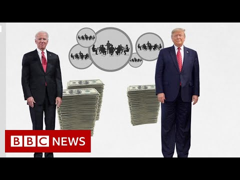 US Elections 2020: The world's most expensive election - BBC News