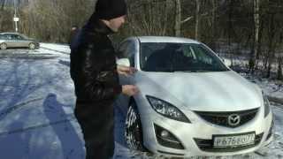 Видеообзор Добрянского, тест-драйв MAZDA 6 II GH, 2.0 л., 147 л.с., 5-AT, 2012 г.