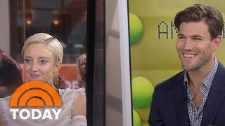 Andrea Riseborough, Austin Stowell Talk About 'Battle Of The Sexes' | TODAY