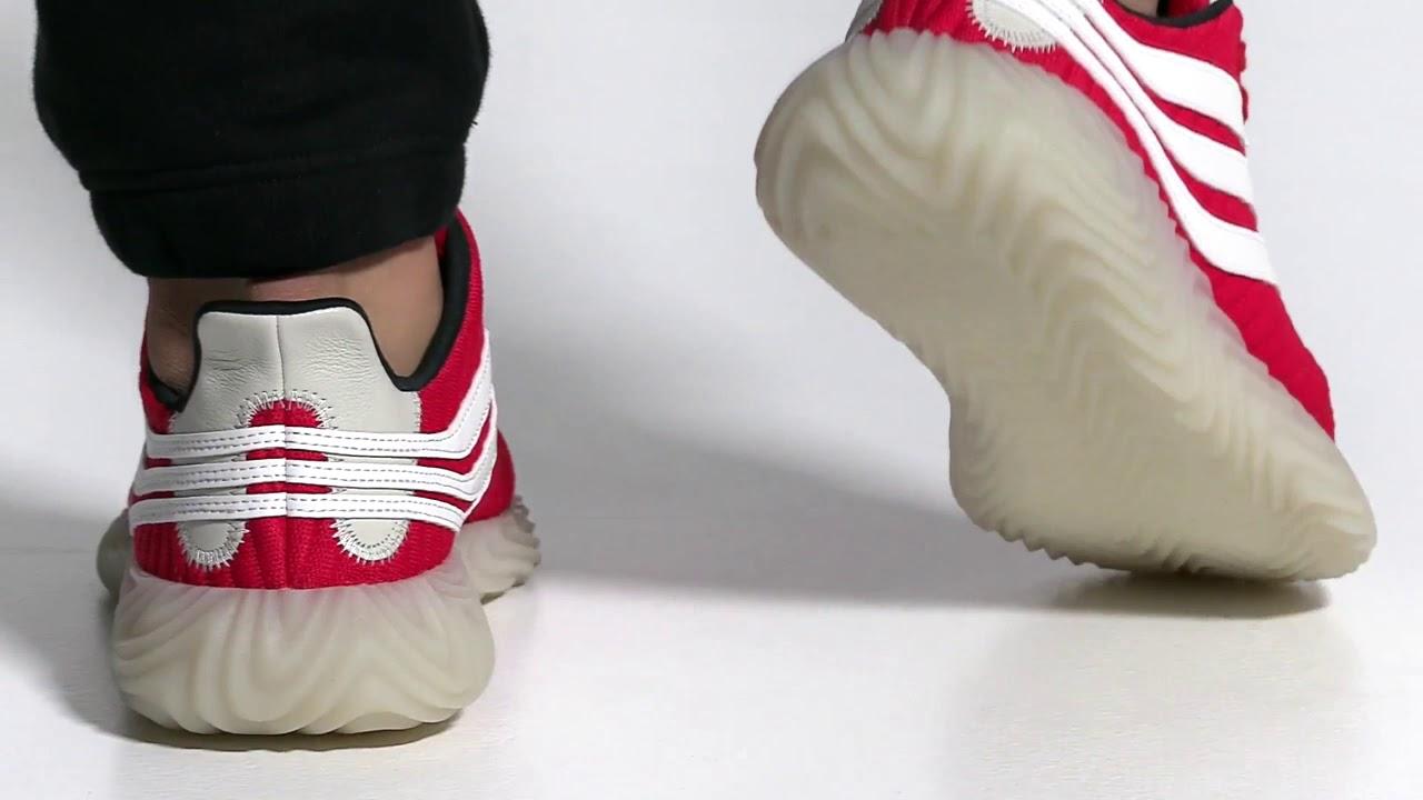 Adidas Sobakov Shoes/Red/Adidas US