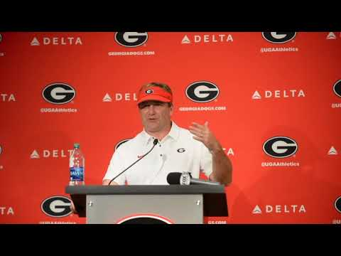 UGA coach Kirby Smart talks No.  2 UGA's win over Tennessee