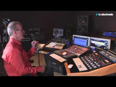 Mastering Chain at Universal Mastering presented by Pete Doell