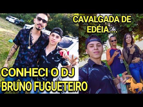 CONHECI O DJ BRUNO FOGUETEIRO E CAVALGADA EM EDÉIA!!💥🐎