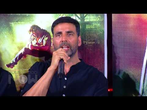 (Video) Gabbar Trailer launch - Uncut   Akshay Kumar, Shruti Haasan