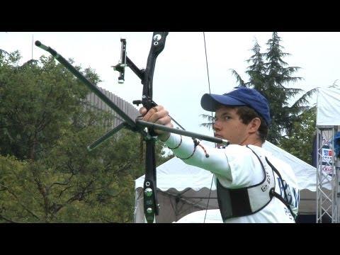 Ind. Match #7 - Tokyo - Archery World Cup 2012