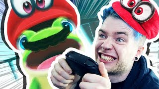 SUPER MARIO ODYSSEY!!! **i'm so excited!!**
