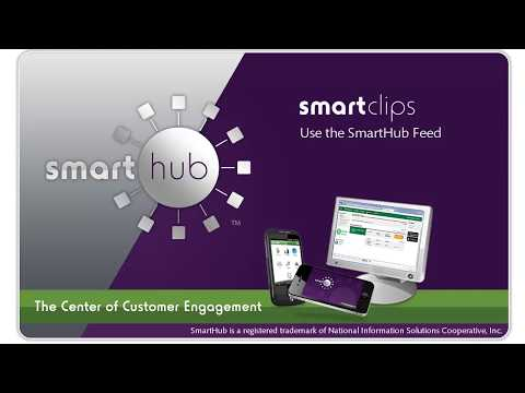 Use SmartHub Feed T U WEB r212 i